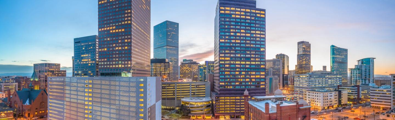 Denver, Colo. skyline